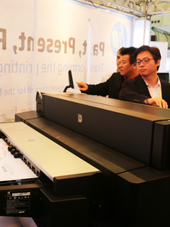 HP's PageWide XL 8000, the fastest large-format printer in the world, is now in Malaysia