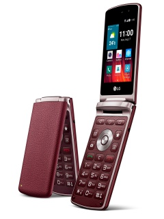 LG gets nostalgic, launches the Wine Smart flip phone for global markets