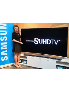 Samsung showcases latest home entertainment solutions