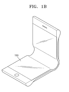 Samsung gets serious about patenting foldable tablet and smartphone displays