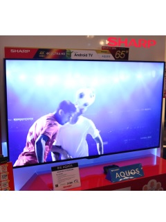 Sharp unveils the new AQUOS Android TV range (Updated)