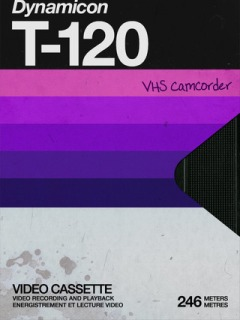Take your videos back to the 80s with this VHS Camcorder app