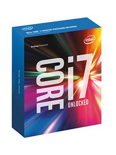 Intel Core i7-6700K Processor