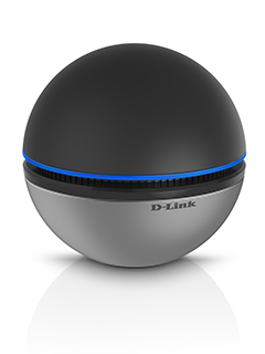D-Link's new AC1900 Wi-Fi USB adapter looks like a Pokeball