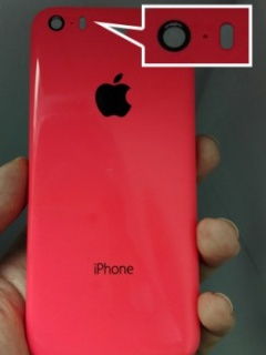 Apple iPhone 6C reportedly sports the same design as the iPhone 5C