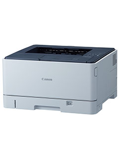 Canon's new Imageclass LBP8100n is a mono laser printer with fast print speeds and low power consumption