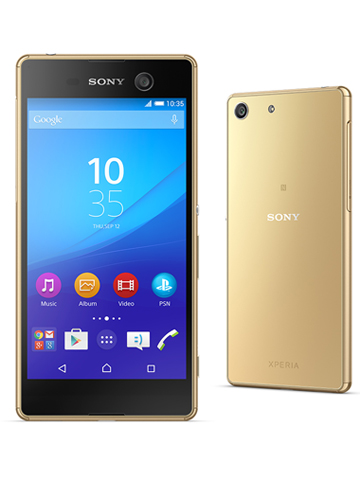 Sony launches more mid-range phones