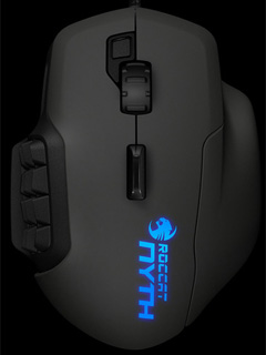 Roccat's modular Nyth mouse is finally out
