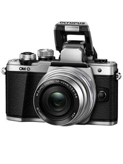 Updated: Olympus' new OM-D E-M10 Mark II adds 5-axis image stabilisation, new body