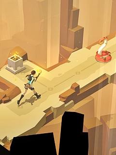Lara Croft is on the Go!