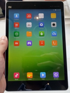 Xiaomi working on a Windows 10 tablet for launch in September?