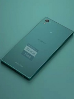 Alleged press images of Sony Xperia Z5 leaked, expect to see a 23MP rear camera