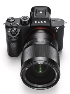 Sony's A7 series refresh is complete: introducing the updated A7S II