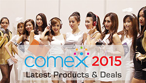 Comex 2015: Latest products & deals!