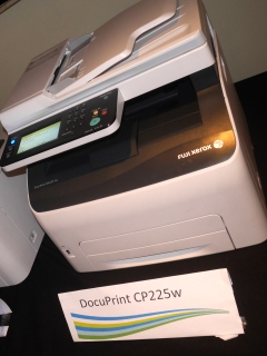 Fuji Xerox introduces 12 new monochrome and color DocuPrint printers