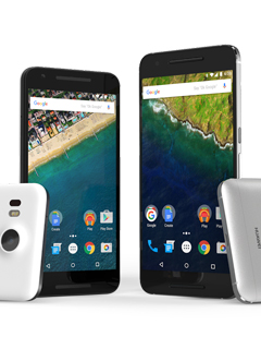 Google's long-awaited Nexus 2015 smartphones are now officially out