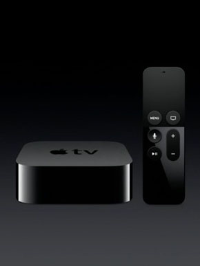 Apple unveils new Apple TV with Siri, App Store and touch and motion controller