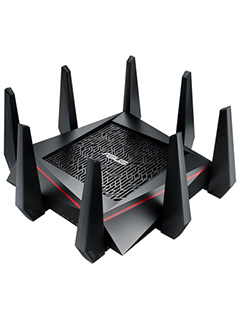 ASUS introduces 8-antenna RT-AC5300 monster router at IFA 2015
