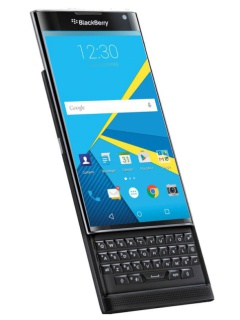 The Priv, BlackBerry's first Android slider phone has been confirmed