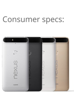 The Huawei Nexus 6P could be the Apple iPhone 6s Plus' toughest competitor yet