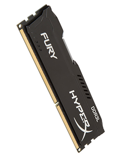 HyperX adds DDR3L to Fury memory series, unveils new Impact DDR4 SO-DIMMs