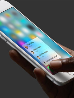 How Apple created 3D Touch over