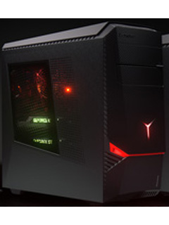 Lenovo Y series showcases new gaming machines and gear