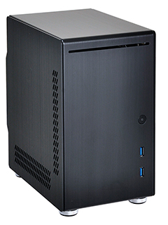 Lian Li PC-Q21 may be tiny but it a spacious mini-ITX chassis