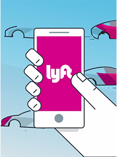 Lyft's new partnership could help you hail a ride in China more easily