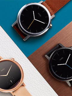 New Moto 360 collection unveiled at IFA 2015, boasts new designs and more models