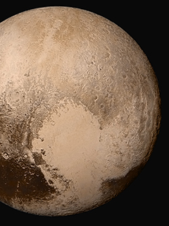 It will take NASA an entire year to download data from New Horizons about Pluto