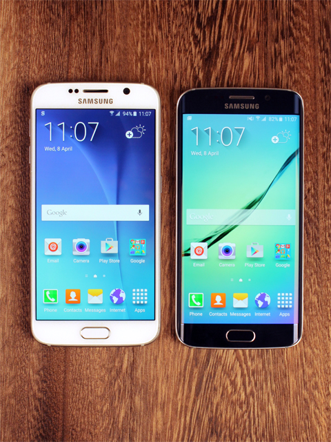 Samsung working on two screen sizes for the Galaxy S7?