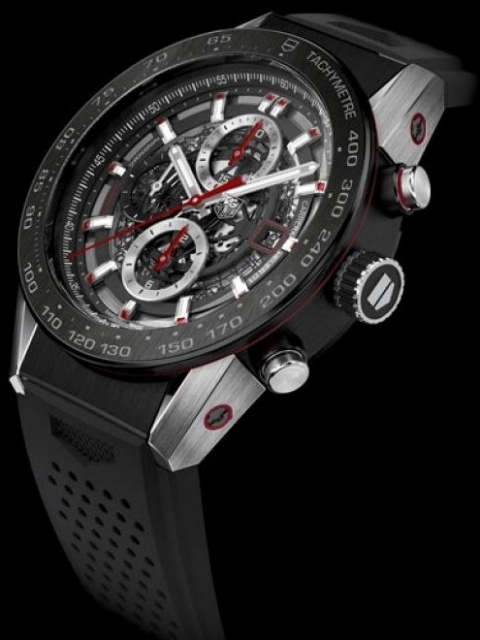 Tag Heuer's Carrera Wearable 01 to launch on 9 Nov with a price tag of US$1,800
