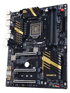 Gigabyte announces Z170X-UD5 TH motherboard with support for Thunderbolt 3