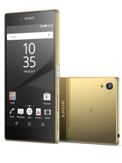 Sony Xperia Z5 Premium renders media in 4K, all other content at 1080p or lower