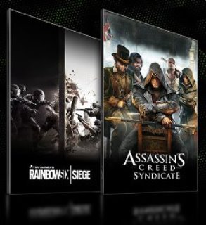 Get Assassin's Creed Syndicate or Rainbow Six Siege with a purchase of an NVIDIA-powered GPU or laptop