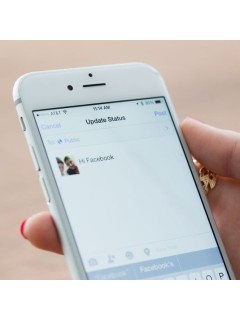 Facebook's app is causing the iPhone's battery to drain faster than usual