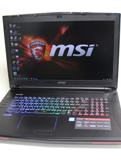 MSI GT72S 6QE Dominator Pro G: A new Dominator with G-SYNC and Skylake arrives