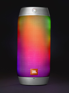 JBL makes their latest speakers light