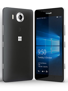Microsoft unveils two flagship Windows 10 phones: the Lumia 950 and 950 XL