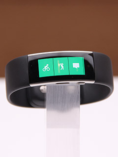 The Microsoft Band 2 is nicer-looking and smarter than its predecessor