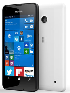 The Microsoft Lumia 550 is yet another budget Windows 10 phone