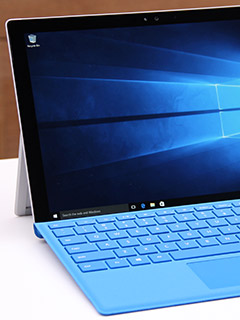 Hands-on with the Microsoft Surface Pro 4 tablet