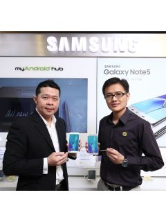 Samsung Android Hubs officially opened at selected Digi Stores