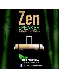 Zen Speaker: minimalistic and simple