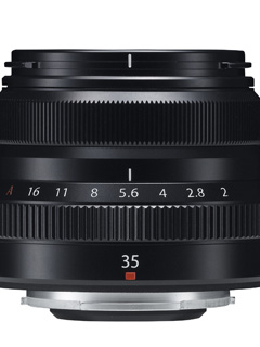 Fujifilm adds the Fujinon XFmmF2 R WR to their line-up of weather-resistant lenses