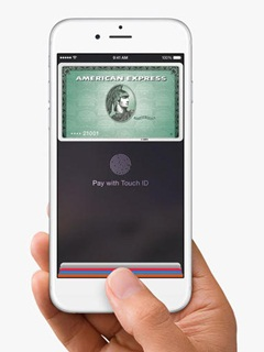 Apple partners with American Express to bring Apple Pay to Singapore in 2016