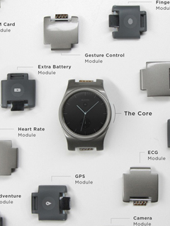 Modular smartwatch now available on Kickstarter