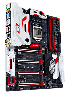 First looks: Gigabyte Z170X Gaming G1 motherboard