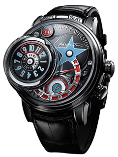The Harry Winston Opus 14 is a S$600,000 watch with over 1000 parts
